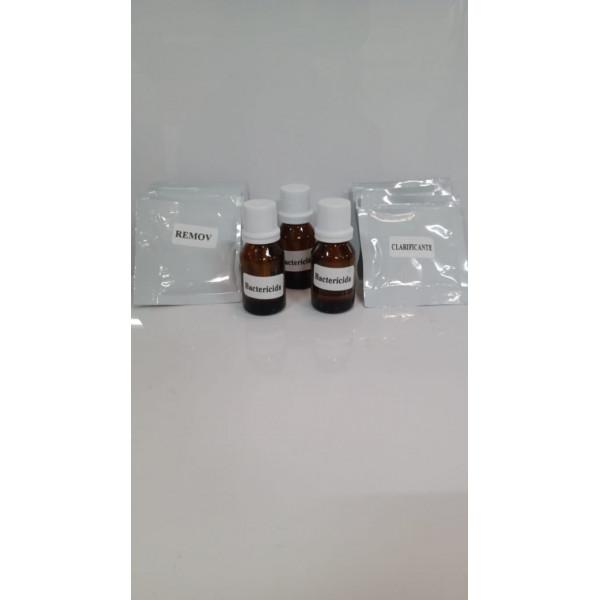 Kit Ecologico limpa Banheira